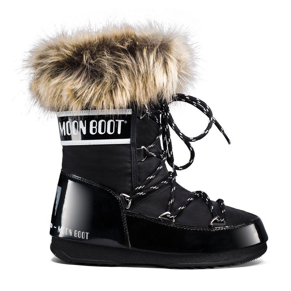 Moon Boot W.E. Monaco Low Black