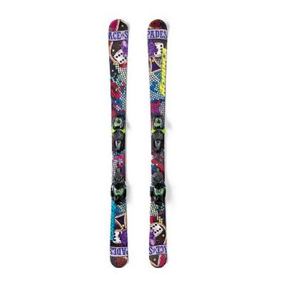 Nordica Ace Of Spades Junior Flat Skis