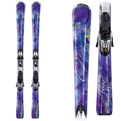Nordica Axana All Mountain Skis Women's