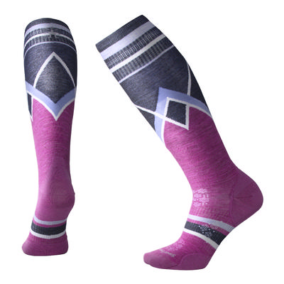Smartwool PHD Ski Ultra Light Pattern Socks Women's