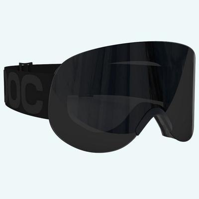 Poc Lid All Black Goggle Uranium Black