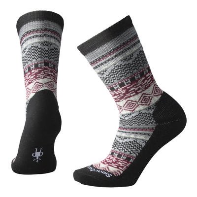 Smartwool Dazzling Wonderland Crew Socks Women's