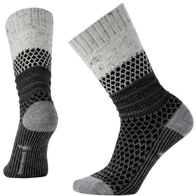 Smartwool Popcorn Cable Crew Socks Women's