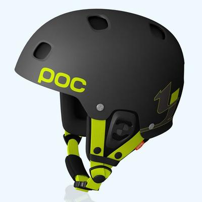 Poc Receptor Bug Tj Schiller Edition Helmet Black