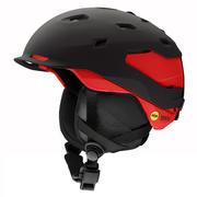Smith Quantum MIPS Helmet Men's MATTE BLACK/RISE