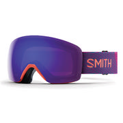 Smith Skyline Goggles Men's FREQUENCY/CP EVERYDAY VIOLET MIRROR