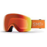 Smith Skyline Goggles Men's HALO/CP EVERYDAY RED MIRROR