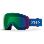 Smith Skyline Goggles Men's IMPERIAL BLUE/CP EVERYDAY GREEN MIRROR