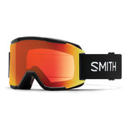 Smith Squad Goggles Men's BLACK/CP EVERYDAY RED MIRROR + YELLOW