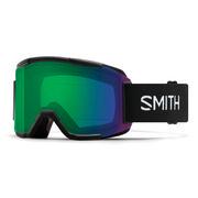 Smith Squad Goggles Men's BLACK/CP EVERYDAY GREEN MIRROR + YELLOW