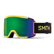 Smith Squad Goggles Men's CITRON GLOW/CP SUN GREEN MIRROR + YELLOW