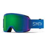 Smith Squad Goggles Men's IMPERIAL BLUE/CP SUN GREEN MIRROR + YELLOW
