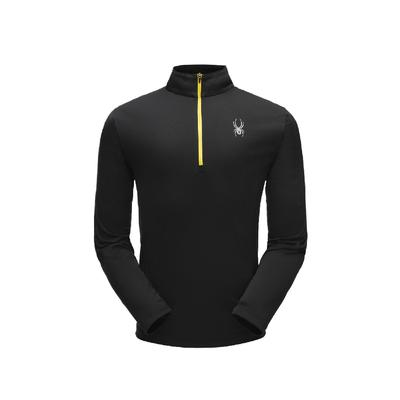 Spyder Limitless Solid Zip T-Neck Men's