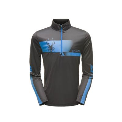 Spyder Limitless Retro Zip T-Neck Men's