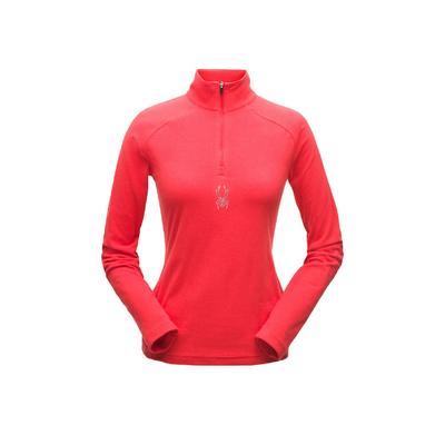 Spyder Shimmer Zip T-Neck Women's