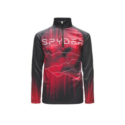 Spyder Limitless Rising Zip T-Neck Boys'