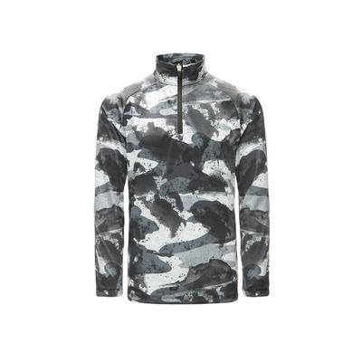Spyder Limitless Camo Zip T-Neck Boys'