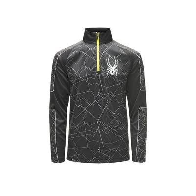 Spyder Limitless Challenger Zip T-Neck Boys'