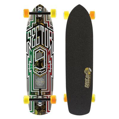 Sector 9 Skateboards Carbon Flight Longboard Complete 36