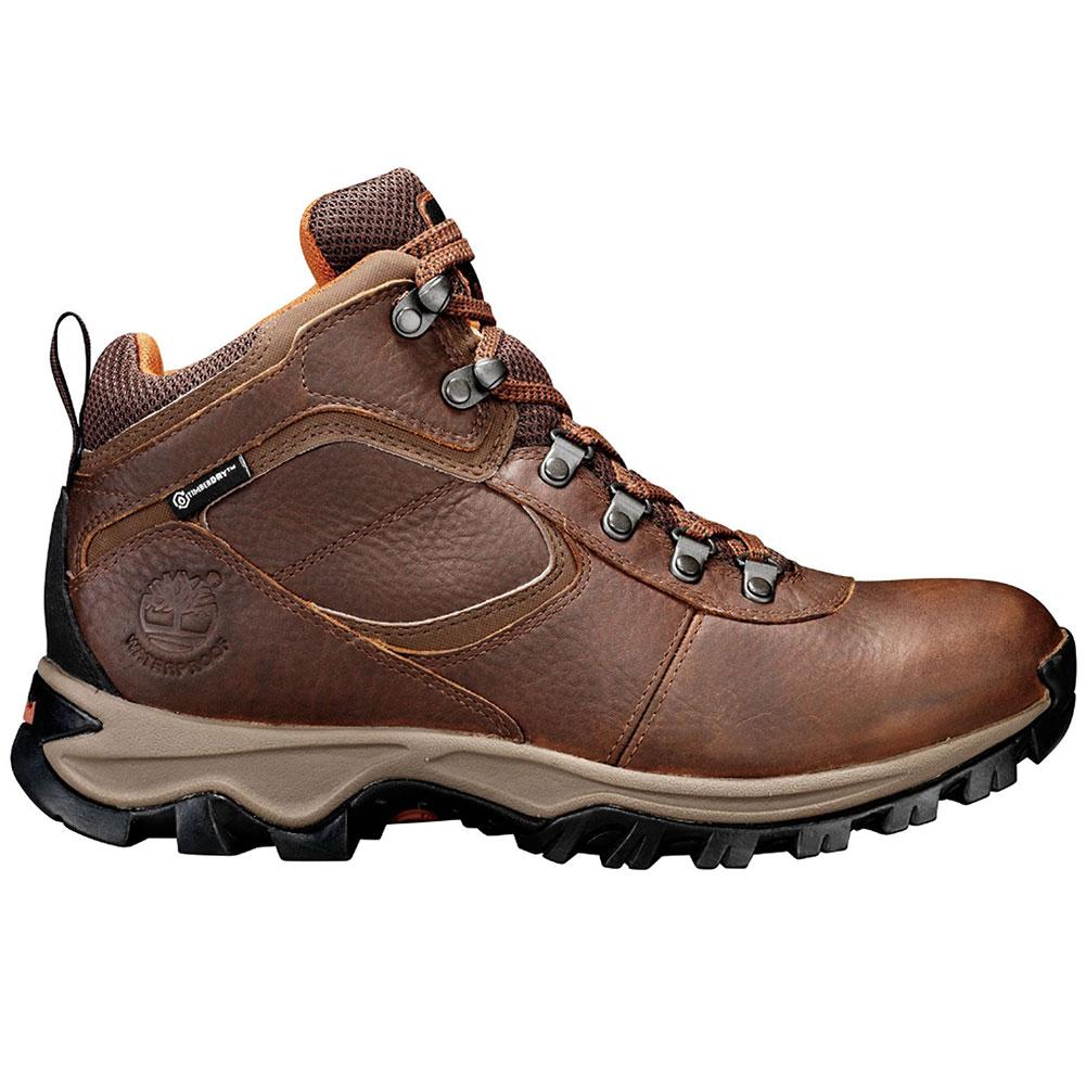 Timberland Mt.Maddsen Leather Waterproof Boot Men's