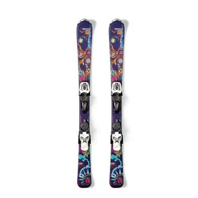 Nordica Cinnamon Jr Skis with Fastrack Bindings