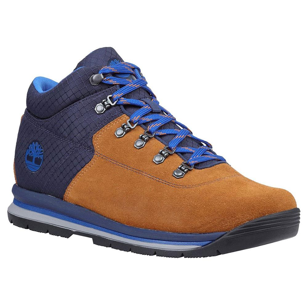 Timberland Gt Rally Leather/Fabric Boots Men's
