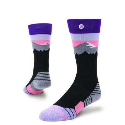 Stance White Caps Socks Girls'