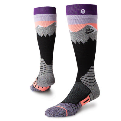 Stance White Caps Socks Women's