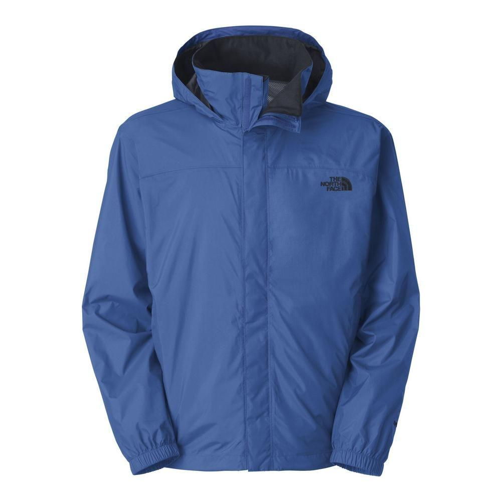 a0c56537b4d7 The North Face Resolve Jacket Men s Monster Blue Outer Space Blue