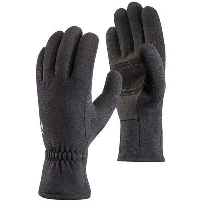 Black Diamond Midweight Screentap Fleece Gloves - Unisex Adult