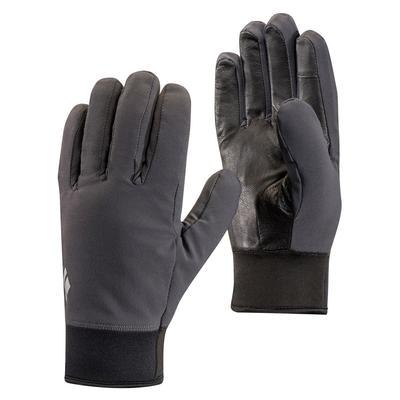 Black Diamond Midweight Softshell Gloves - Unisex Adult