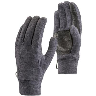 Black Diamond Midweight Wooltech Gloves - Unisex Adult