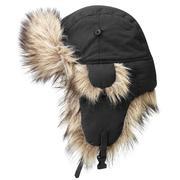 Fjallraven Nordic Heater Trapper Hat BLACK