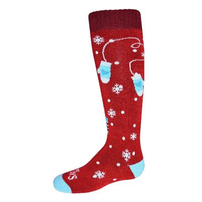 Hot Chillys Mittens Mid Volume Sock Kids '