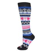Hot Chillys Primitive Mid Volume Sock Women's PRIMA/BLACK