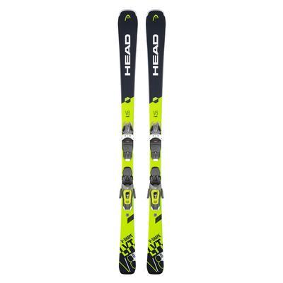 HEAD V-Shape V8 Skis with PRD 12 GW Bindings Men's
