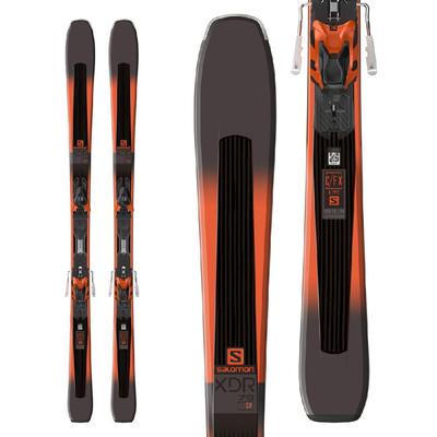 Salomon XDR 79 CF Skis with XT10 Bindings Men's