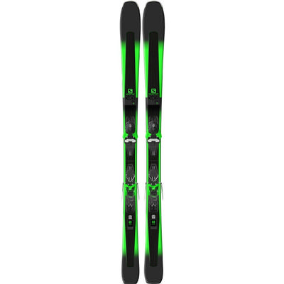 Salomon XDR 78 ST and Mercury 11 System Skis
