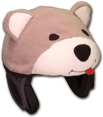 Mental Teddy Bear Helmet Cover