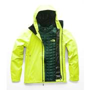 The North Face Thermoball Triclimate Jacket Men's LIME GREEN/LIME GREEN