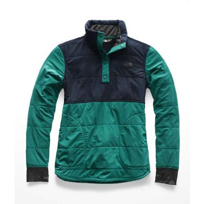 The North Face Mountain Sweatshirt 1/4 Snap Women's
