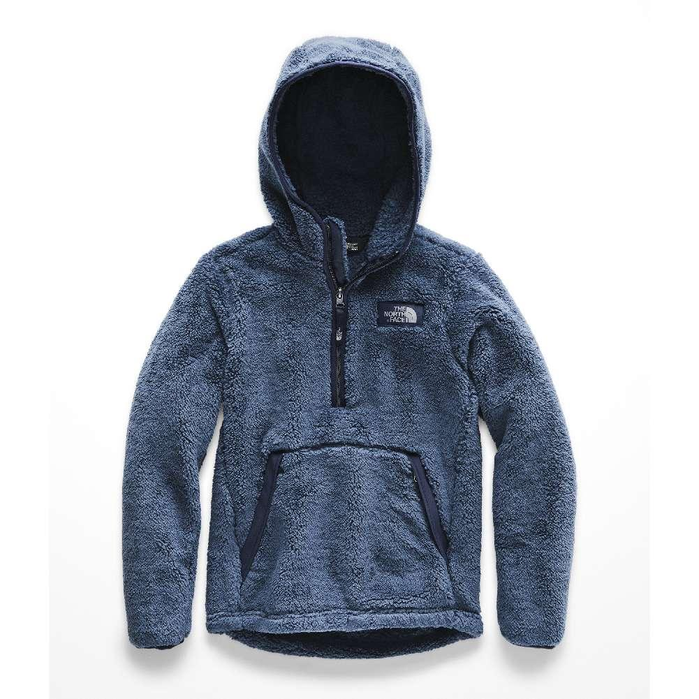 The North Face Campshire Pullover Hoodie Boys  Shady Blue 80662d306