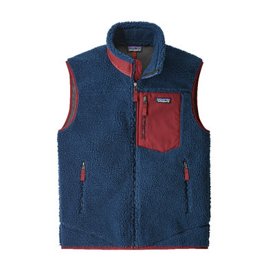 Patagonia Classic Retro-X Fleece Vest Men's