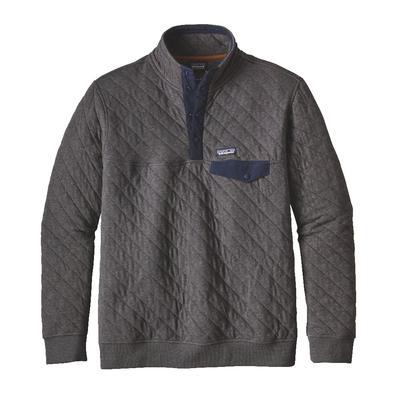 Patagonia Organic Cotton Quilt Snap-T Pullover Men's
