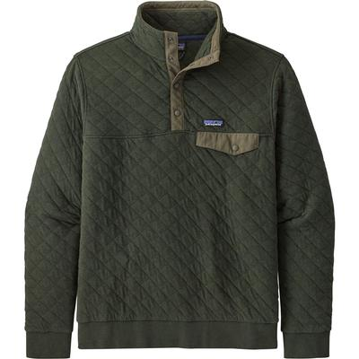 Patagonia Organic Cotton Quilt Snap-T Pullover Top Men's
