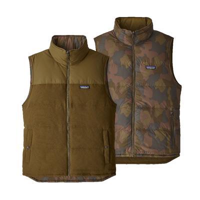 Patagonia Reversible Bivy Down Vest Men's (Prior Season)