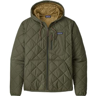 Patagonia Diamond Quilted Bomber Hoody Men's