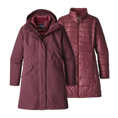 Patagonia Vosque 3-In-1 Parka Women's
