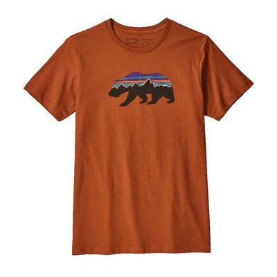 Patagonia Fitz Roy Bear Organic T-Shirt Men's