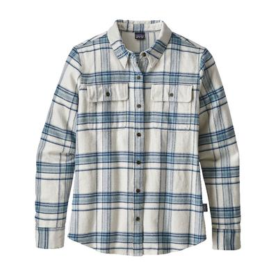 Patagonia Long-Sleeve Fjord Flannel Shirt Women's